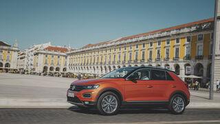 Falken equipará el nuevo Volkswagen T-Roc