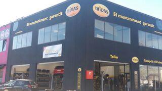 Midas abre un nuevo centro de mantenimiento en la provincia de Girona