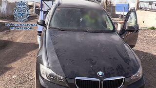 Desarticulados dos grupos que robaban y despiezaban coches en talleres ilegales