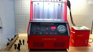 Cómo comprobar y limpiar los inyectores por ultrasonido