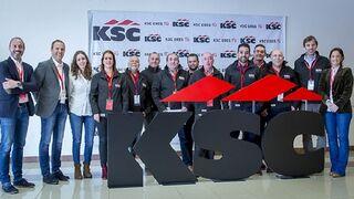 KSC celebra sus primeras convenciones regionales