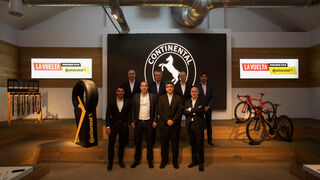 Continental, con La Vuelta hasta 2020