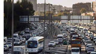 Se rompe la tendencia de reducción de emisiones en los coches nuevos