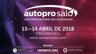 Los profesionales de la automoción tienen nueva cita: Autopro Saló