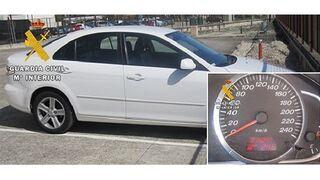 Investigado un hombre en Burgos por rebajar más de 150.000 kilómetros a un coche