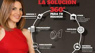 Solución 360, el nuevo servicio de Grupo Andrés para los talleres