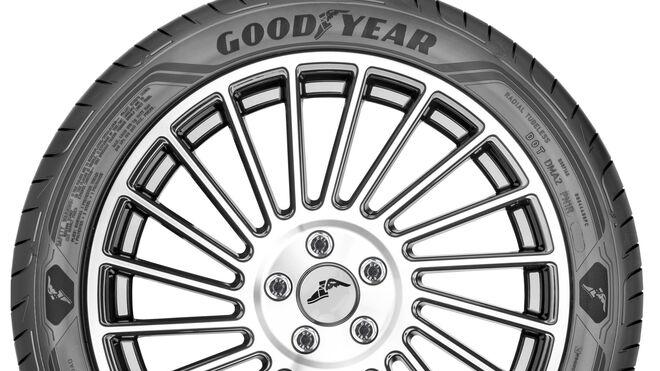 Goodyear presenta su prototipo de neumático inteligente en Ginebra