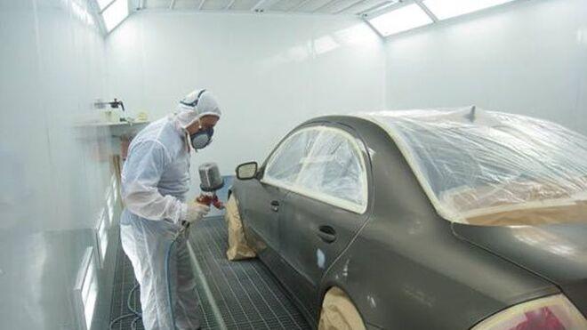 Qué revestimientos y capas de pintura incorpora un vehículo