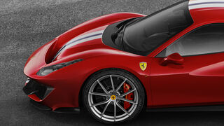 Michelin, equipo original del nuevo Ferrari 488 Pista