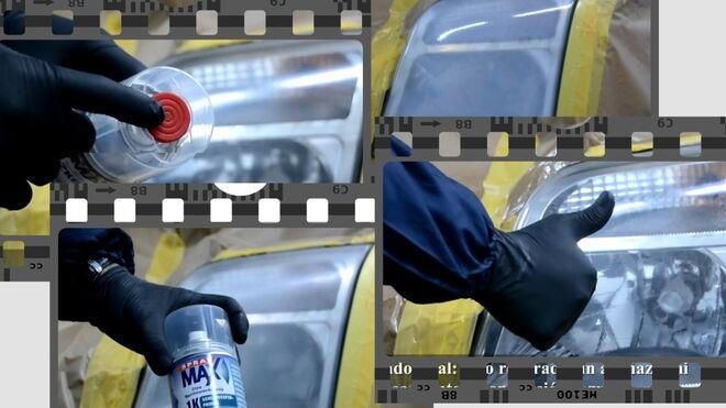Zaphiro muestra en un vídeo cómo reparar faros