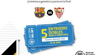 Pasa a la final de la Copa del Rey con PRO Service