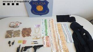 Detenido por segunda vez por cometer robos con fuerza en talleres mecánicos