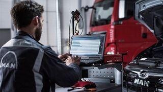 MAN y Solera digitalizan los procesos de posventa en vehículos industriales