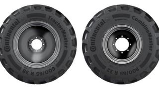 Continental amplía su gama de neumáticos agrícolas radiales