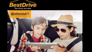 BestDrive obsequia a sus clientes con tablets y mochilas