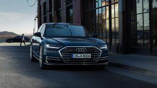 El Audi A8 incorpora iluminación LED de Osram en los faros delanteros