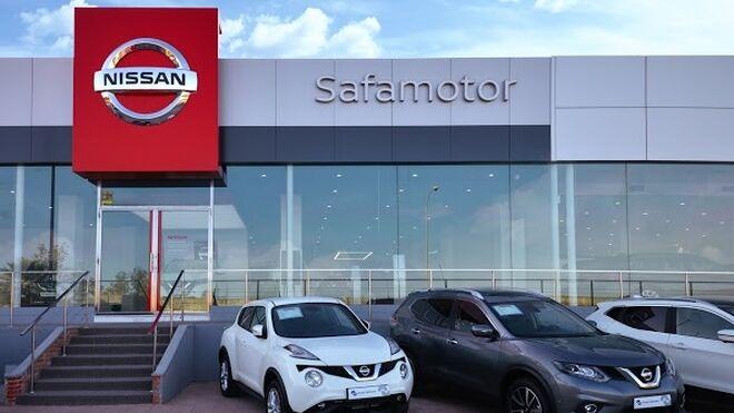 Safamotor inaugura concesionario de Nissan en Málaga