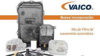 Grovisa amplía su oferta con los kits de filtro de transmisión automática Vaico
