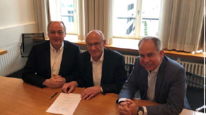 Global One Automotive, nuevo socio de Caruso