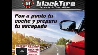 La red blackTire regala neceseres de viaje a sus clientes