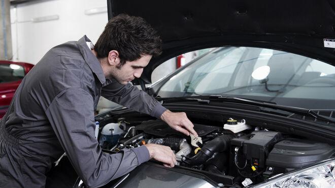 El perfil del mecánico ha cambiado desde la llegada de los coches eléctricos