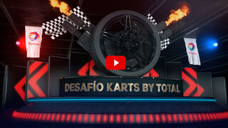 Arranca Desafío Karts by Total 2018