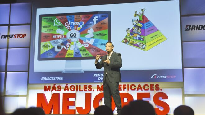 Digitalización y movilidad sostenible, proyectos de First Stop para 2018