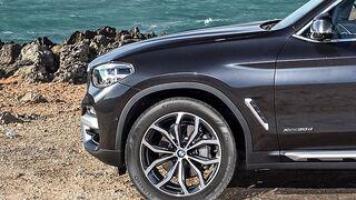 Kumho será equipo original del X3 de BMW