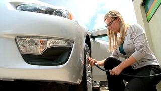 Grupo Andrés alerta de que casi el 8% de los vehículos equipa un neumático desinflado