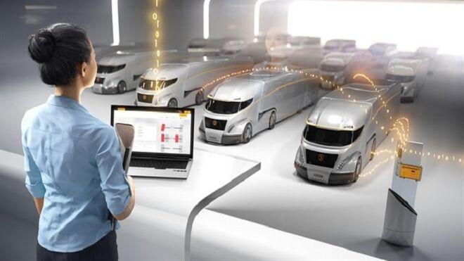 Continental y Vodafone llevan la inteligencia artificial a los neumáticos