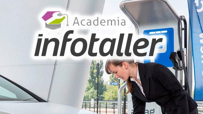 Academia Infotaller: últimas 2 plazas del curso de híbridos y eléctricos enchufables