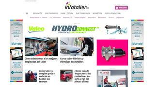 Marzo de récord para Infotaller: más de 123.000 visitas y 98.000 lectores