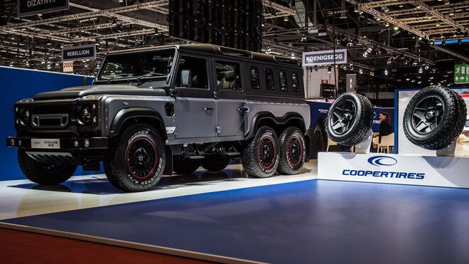 Cooper Tires presenta el neumático Discoverer A/T3 Sport
