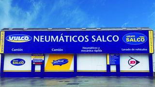 Grupo Salco y Vulco abren un taller para turismo y camión en Narón