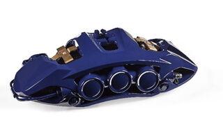 La pinza de freno  ligera de Brembo para vehículos de competición