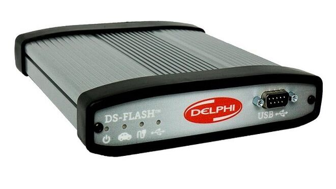 Delphi presenta la herramienta de diagnóstico DS-Flash en España