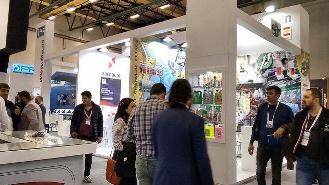 Proveedores españoles de componentes exponen en Automechanika Istanbul