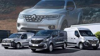 Las ventas de vehículos comerciales ligeros caen el 2,1% en marzo