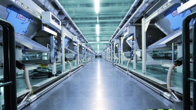 Dürr construye un taller de pintura integrado e inteligente para BMW en México