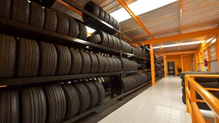 Top Recambios pudo defraudar más de 6M€ en la gestión de neumáticos fuera de uso