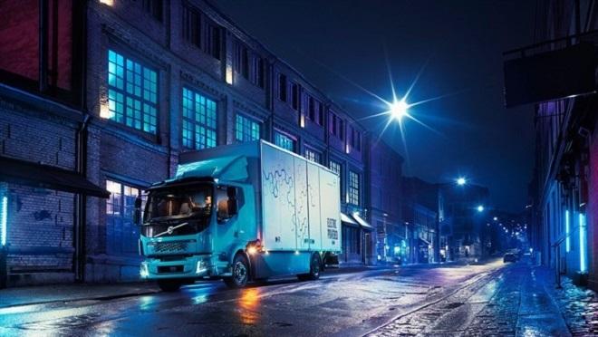 Volvo Trucks presentará en 2019 su primer camión 100% eléctrico