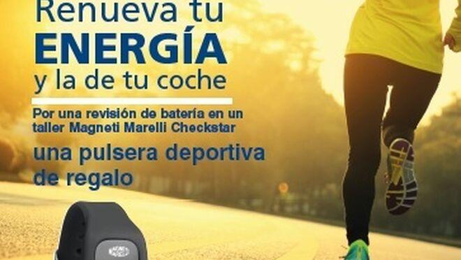 Promoción de la red de talleres Magneti Marelli Checkstar