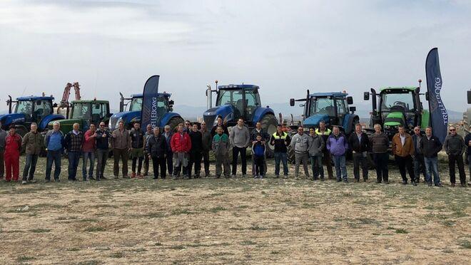 Trelleborg organiza el encuentro 'Tractorada de los Héroes Trelleborg 2018'