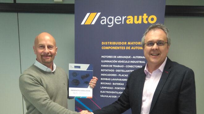 Agerauto, distribuidor en España de General Cab
