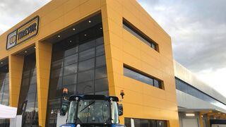 Tiresur inaugura en Getafe (Madrid) su nuevo centro logístico y comercial