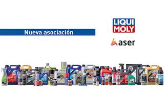 Liqui Moly se convierte en proveedor homologado de Aser
