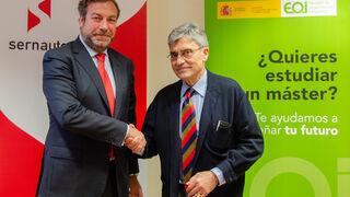 Sernauto y Fundación EOI se unen para formar a profesionales del sector