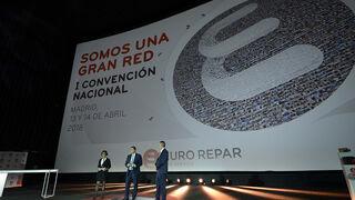 Euro Repar Car Service celebra su primera Convención Nacional