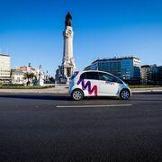 El servicio de 'carsharing' de emov se estrena en Lisboa