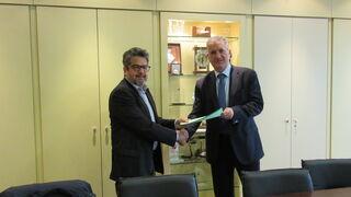 Gremi de Talleres y MDC firman un acuerdo de colaboración